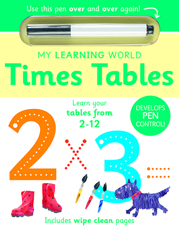 My Learning World Times Tables