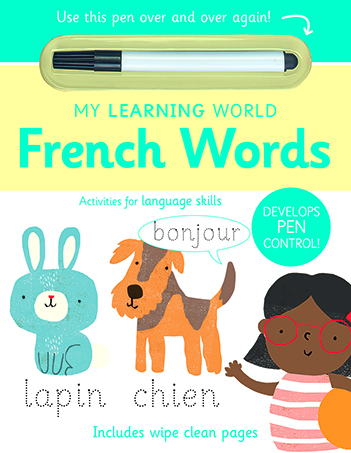 My Learning World French Words
