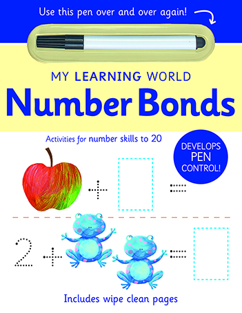 My Learning World Number Bonds