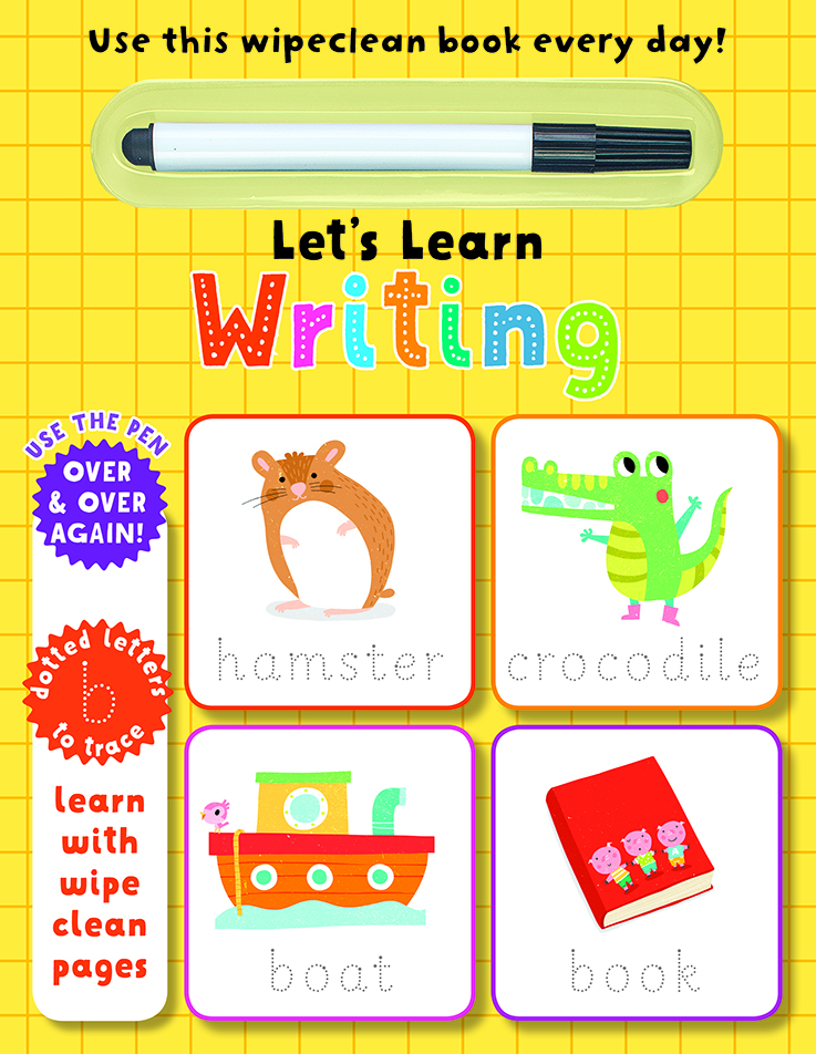 Let's Learn Writing