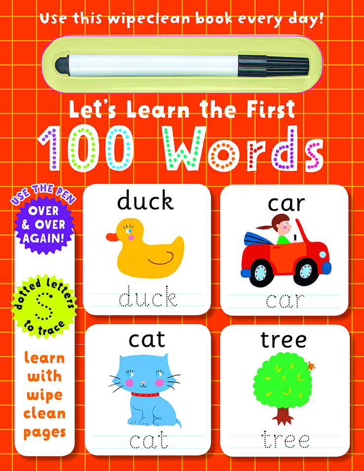 Let's Learn the First 100 Words