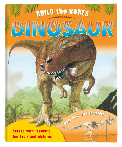 Build the Bones: Dinosaur