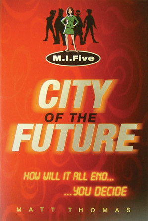 M.I.FIVE: City of the future