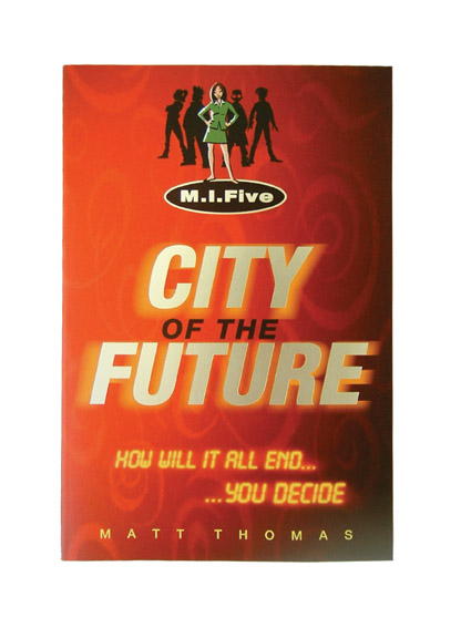 M.I. Five City of the Future