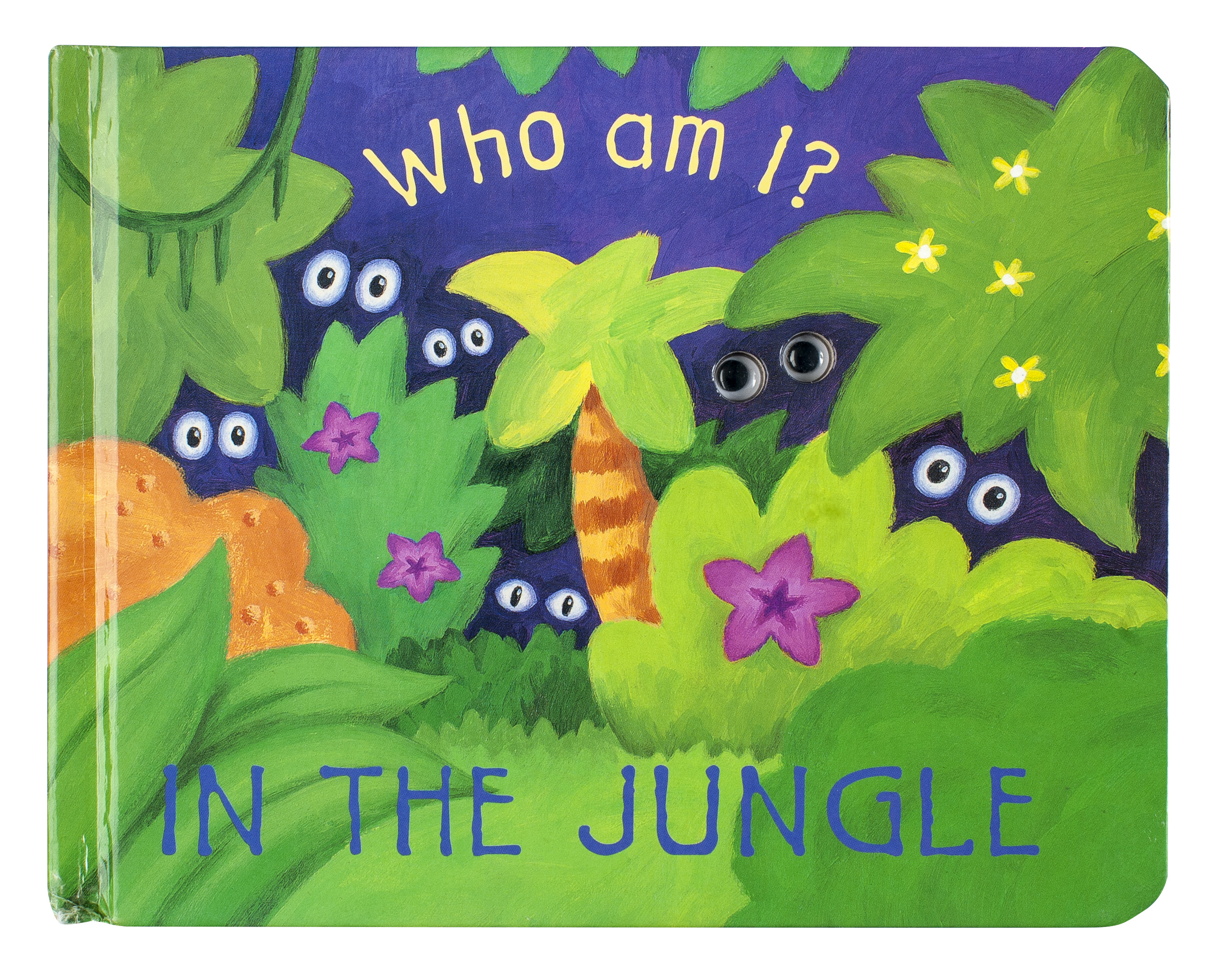 Who am I? In the jungle