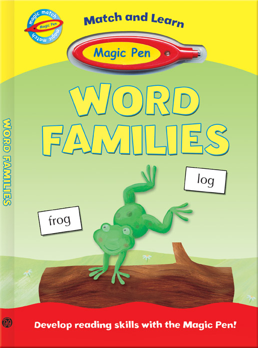 Match and Learn: Word Families