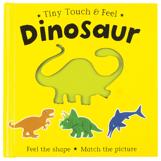 Tiny Touch and Feel Dinosaur