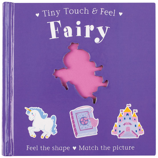 Tiny Touch and Feel Fairy