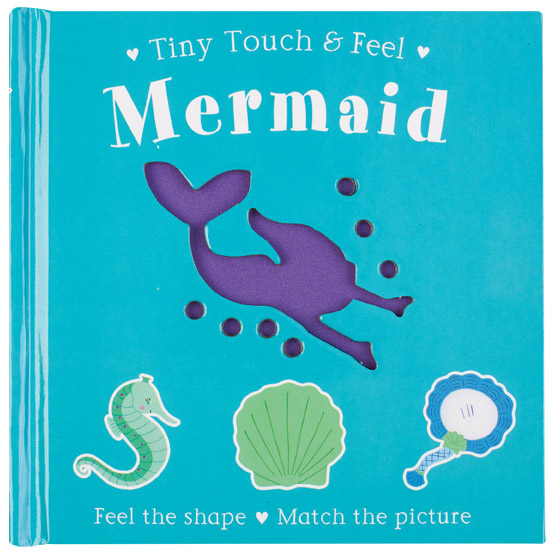 Tiny Touch and Feel Mermaid