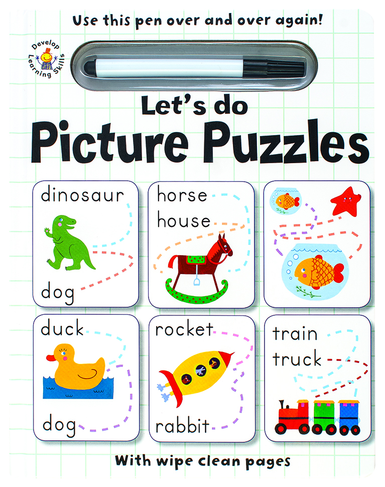 Let's do Picture Puzzles