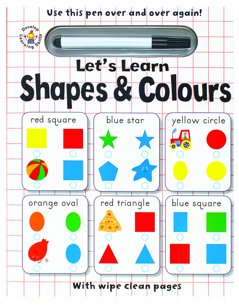 Let's Learn Shapes & Colours