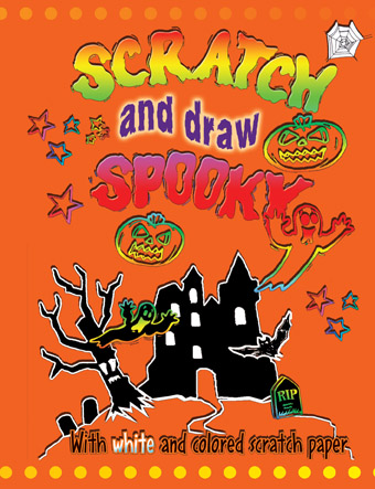 Scratch and Draw Spooky