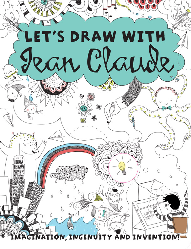 Let's Draw with Jean Claude