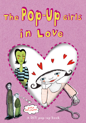 The Pop-Up Girls in Love